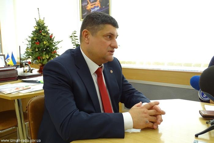 Мэр Измаила Андрей Абрамченко: миллионер с российскими связями