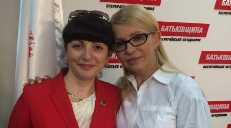 Депутат облсовета от Измаильского района Алла Стоянова не посчитала нужным отчитаться перед избирателями
