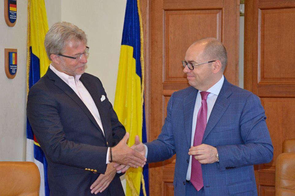 В Одеській області побудують вітроелектростанції: сума інвестицій — близько 270 мільйонів євро