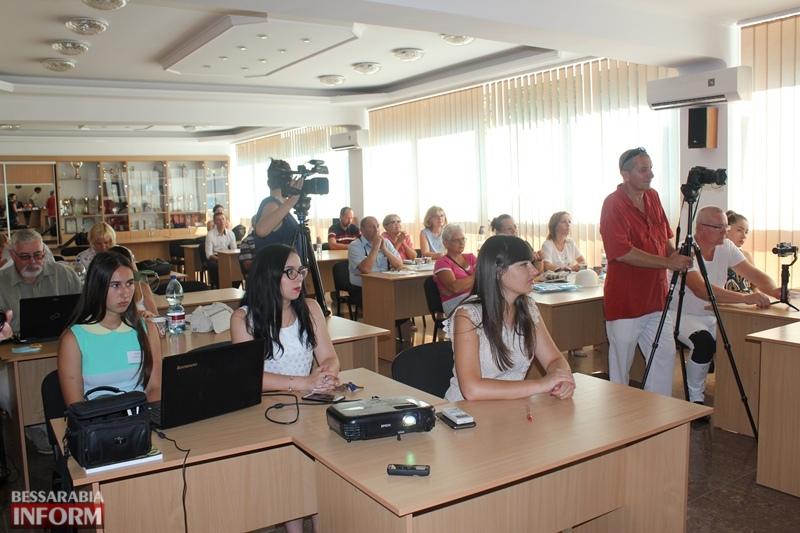 Представители четырех соседних стран съехались в Измаил на научно-практическую конференцию