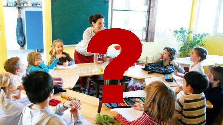 Новая украинская школа по-измаильски: пока чиновники «договариваются», первоклашки видят новые парты только во сне