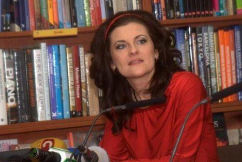 Очільниця руху розвитку української громадянської свідомості «Не будь байдужим» Оксана Левкова закликала однодумців підтримати Ізмаїльський університет