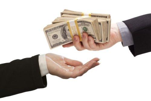 Фирме жены замглавы облсовета Димчогло выделили треть миллиона на компенсацию кредита