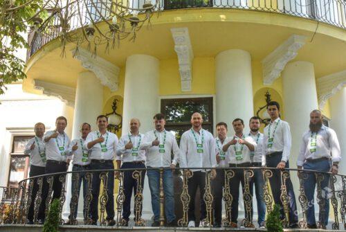 На велосипедах и с верой в будущее: мажоритарщики команды «Зе!» официально представили свои кандидатуры в Одессе