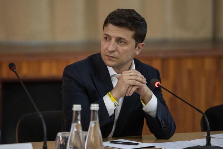 Зеленський пообіцяв провести конкурс на посаду голови Одеської ОДА