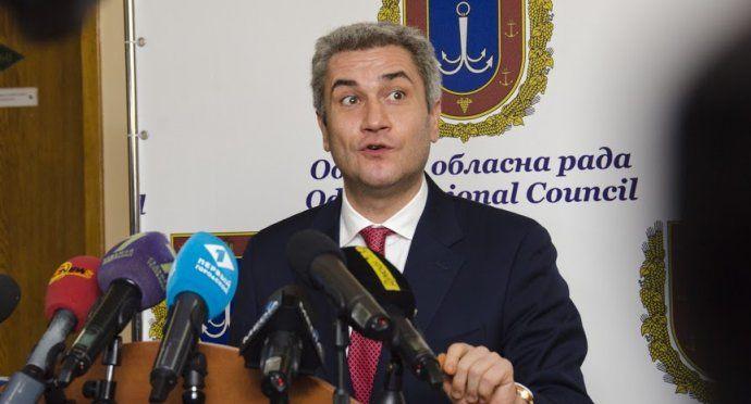 Декларация Анатолия Урбанского: зарплата в 36 тысяч, фобия украинских банков и мифический фонд «Придунавье»