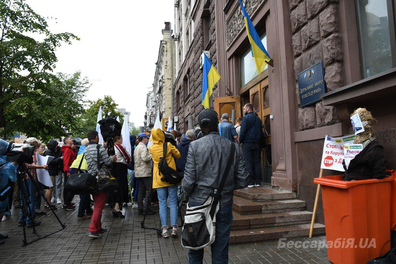 Дело о разворовывании полумиллиарда из бюджета Одесчины: чиновники на допрос не явились