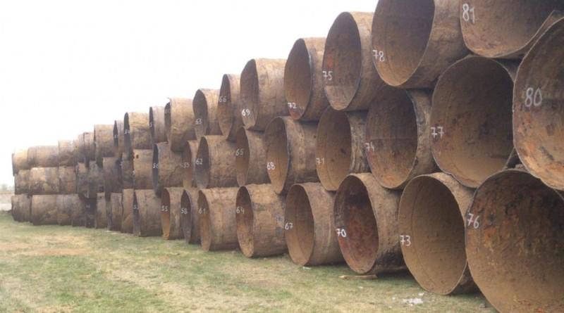 Трубы уничтоженной Дунай-Днестровской оросительной системы обнаружили в гараже Барвиненко