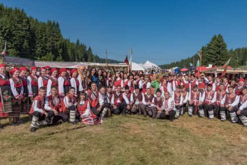 Фольклорный сюрприз от бессарабских болгар