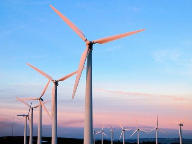 Украина вошла в пятерку стран, где установили наибольшее количество ветроэлектростанций