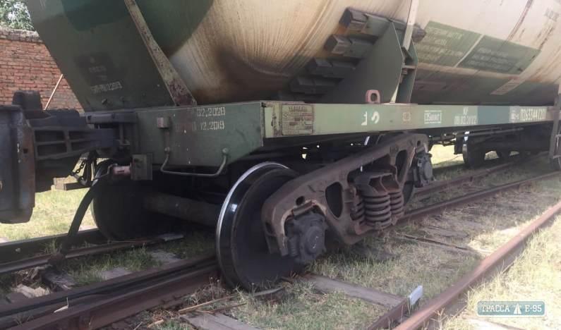 Железнодорожное ЧП произошло в Измаиле – сошли с рельсов цистерны с пропаном