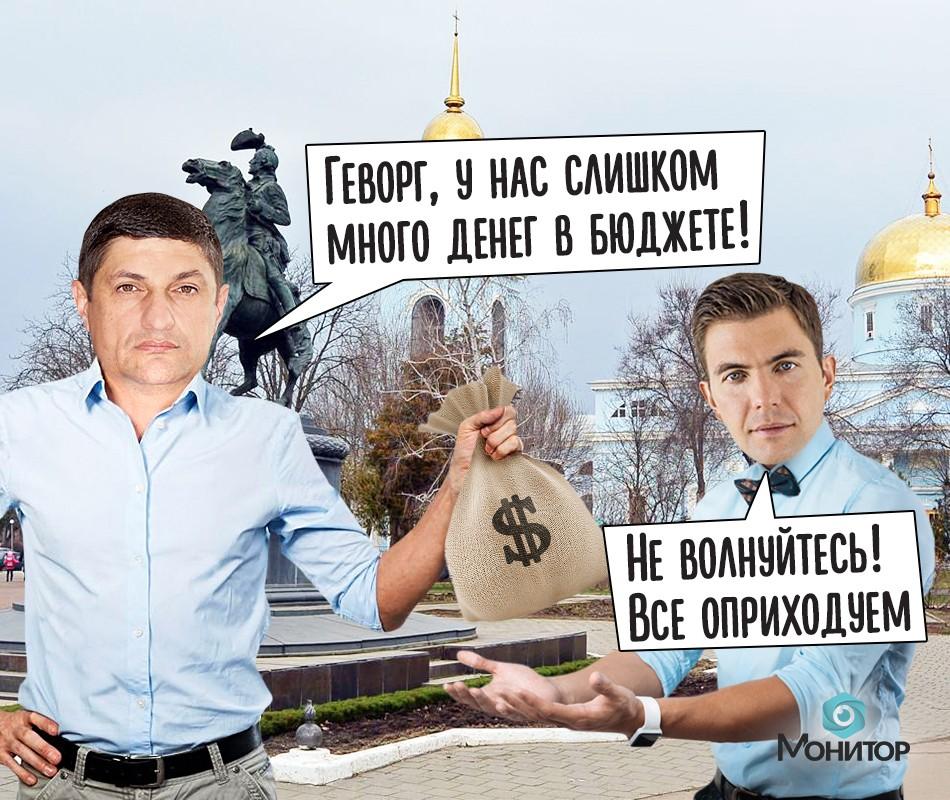 Беспредел в Измаиле: мэрия отдает сотни миллионов гривен фирмам депутатов без публичных торгов