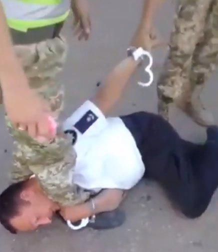На трассе Одесса-Рени пьяный майор Белгород-Днестровской полиции едва не сбил подростков