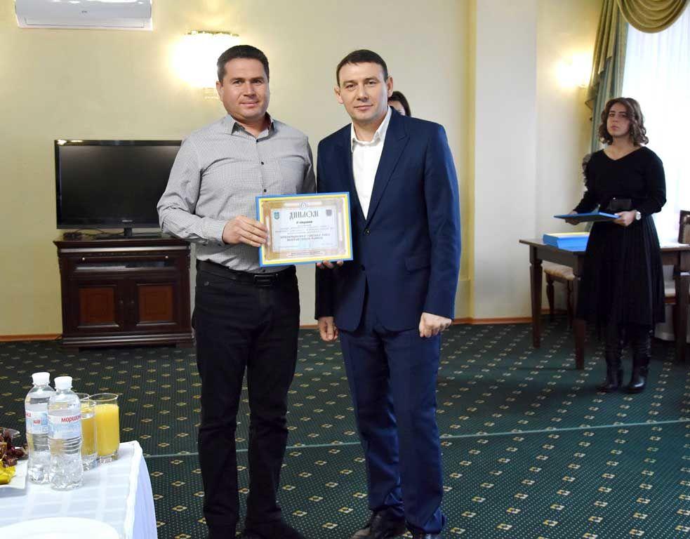 Криничному Болградского района вручили заслуженную награду
