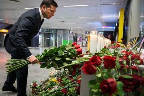 Владимир Зеленский: «Украина настаивает на официальных извинениях и объективном расследовании от Ирана»