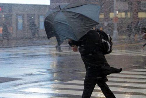 Резкое ухудшение погоды ожидается в Одесской области днем 24 февраля