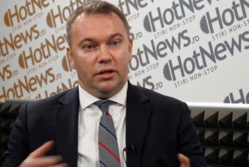 Александр Баньков уволен с должности посла Украины в Румынии и назначен госсекретарем МИД Украины