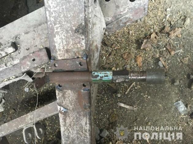 Под Одессой дети получили огнестрельные ранения