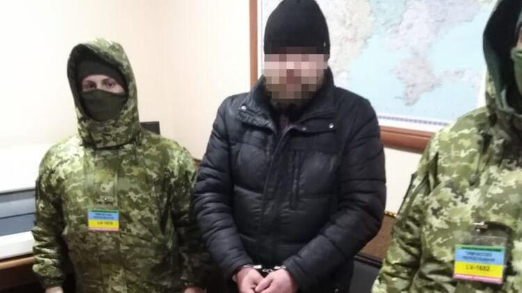 Пограничники на границе с Польшей задержали убийцу, которого искали 5 лет
