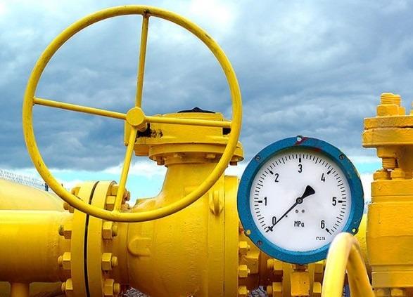 Украина за месяц сократила запасы газа в ПХГ почти на 14%
